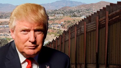 Trump emite la exención para agilizar construcción del muro