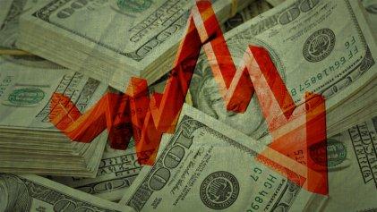 Dólar: empujado por las altas tasas, cayó y cerró a $ 17,55