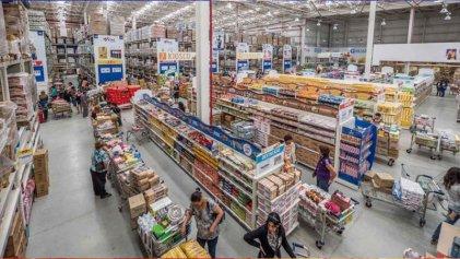 En noviembre las ventas crecieron levemente en supermercados y centros de compra