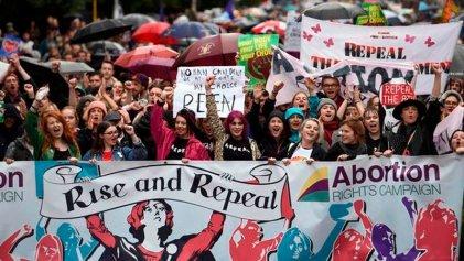 Aborto legal: Irlanda vota por el derecho a decidir