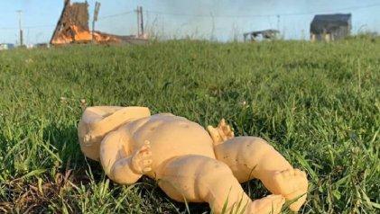 Guernica: la niñez entre balas y gases lacrimógenos