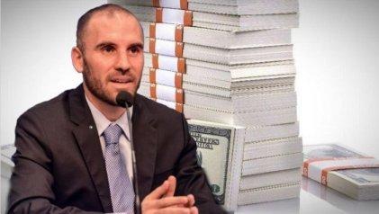 Más deuda: Guzmán consiguió $ 210.517 millones y pagará a los bancos