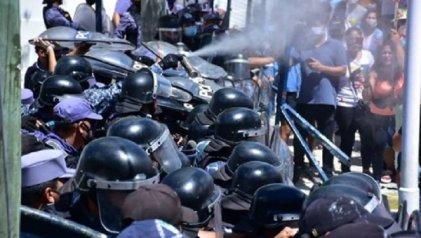 La Secretaría de Derechos Humanos criticó la represión en Formosa, pero defendió a Insfrán