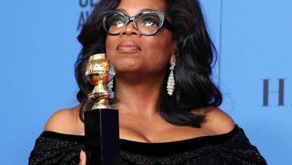 ¿Oprah presidenta?
