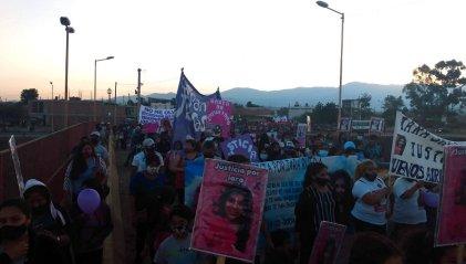 Se realizaron importantes movilizaciones por justicia por Iara Rueda