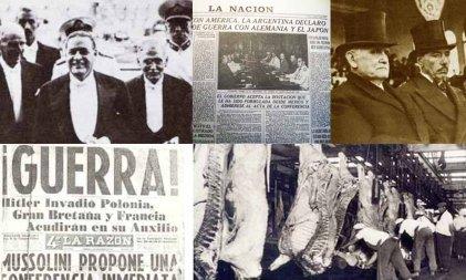 El impacto de la Segunda Guerra Mundial en la Argentina