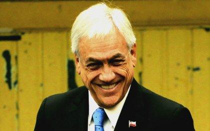 La aprobación de Sebastián Piñera cae a su nivel más bajo