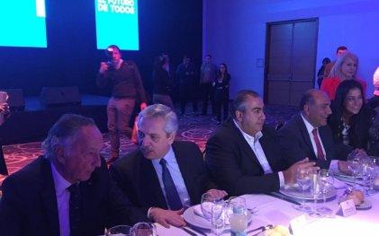 Tucumán: Alberto Fernández festejó el aniversario de una cámara empresarial que financió la dictadura