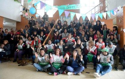 CHUBUT: Auxiliares de la educación realizan huelga de hambre por falta de respuesta del gobierno