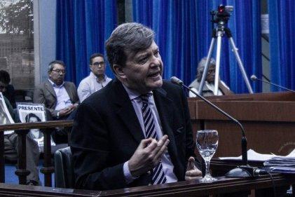 Causa Ledo: Milani declaró por última vez y el viernes se conocerá la sentencia