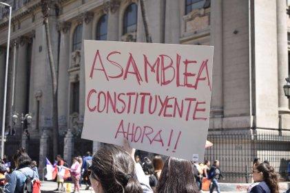 Una Asamblea Constituyente libre y soberana en la lucha por terminar con el Chile de los capitalistas