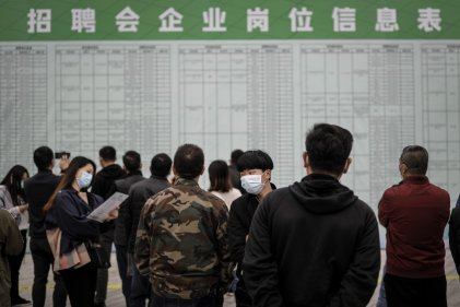 Un problema estratégico para Xi Jinping: el flagelo del desempleo en China