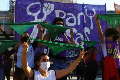 28M: manifestaciones en el Día Internacional de Acción por la Salud de las Mujeres