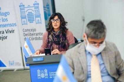 Desagravio a Tosco en el Concejo Deliberante de Córdoba