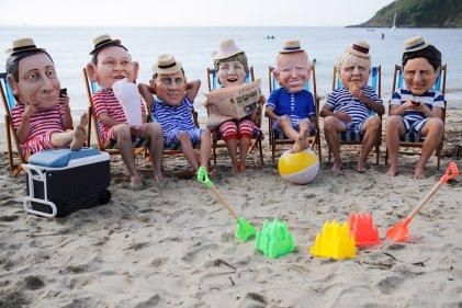 Biden busca aliados en el G7 para contener a China
