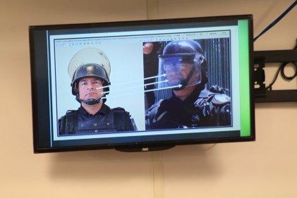 Los peritos Prueguer y Pregliasco identificaron a Palomino como autor del disparo a Godoy