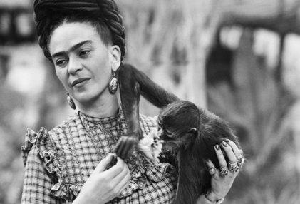 Frida Kahlo: la mujer de las mil caras