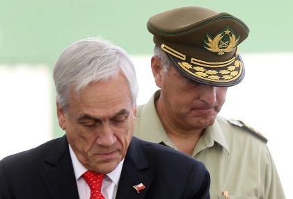 [ENCUESTA CRITERIA] Bajísima aprobación a Piñera y profundo rechazo a Carabineros