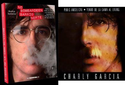 Charly García: un merecido homenaje con el libro No bombardeen Barrio Norte