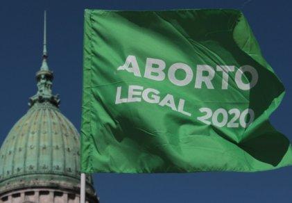Hoy se promulga la ley de aborto legal en Argentina
