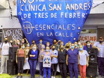 El insólito despiste del Ministro Gollán con la Clínica San Andrés