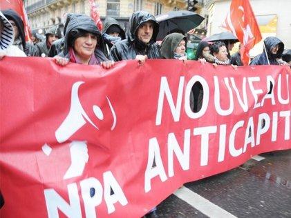 Debate con la antigua mayoría del Nuevo Partido Anticapitalista en Francia