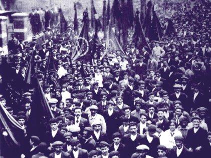 """La """"unidad de la izquierda"""" para desviar la revolución"""