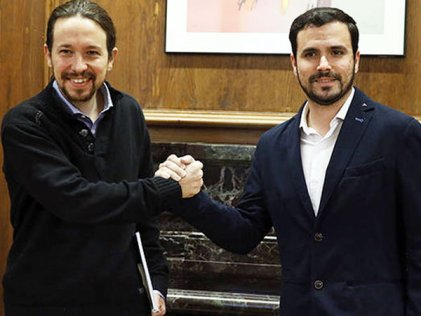 ¿Cuál sería el contenido de la posible confluencia entre Podemos e IU?