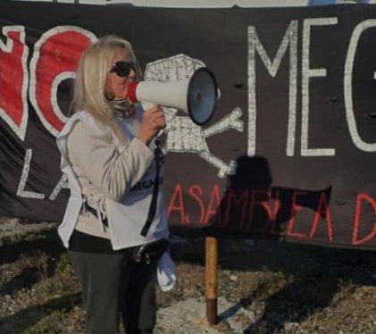 Entrevista a Liliana Battistotti, integrante de la UAC de Rawson