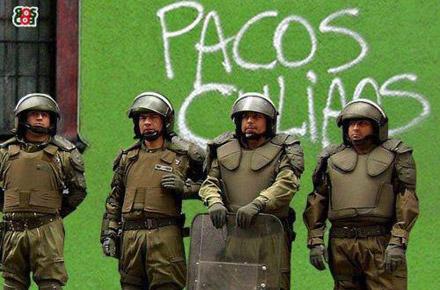 Carabineros y FFEE son responsables: ¡Hacia la disolución de las policías!
