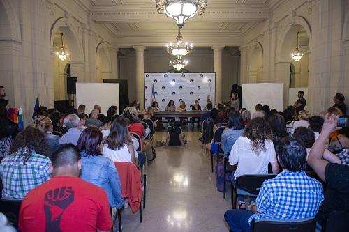 Argentina: Importante reunión contra la violación de los derechos humanos en Chile y Bolivia