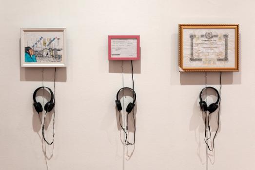 """Roery Herrera, artista visual: """"Mi trabajo es un acto de resistencia"""""""