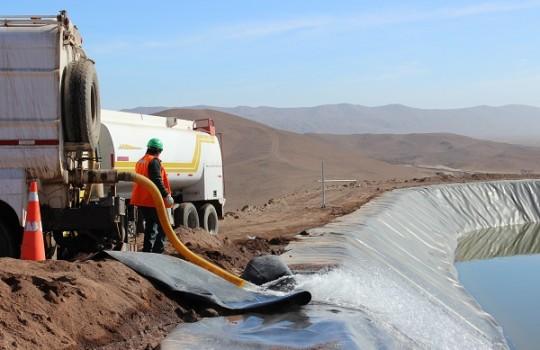 200 despedidos en Pampa Camarones