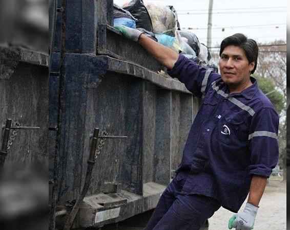 Un ejemplo para la izquierda en Chile: Alejandro Vilca, el recolector de residuos que busca conquistar una banca en el Congreso argentino
