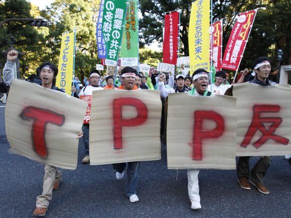 ¿Qué esperamos los trabajadores del Acuerdo Transpacífico?