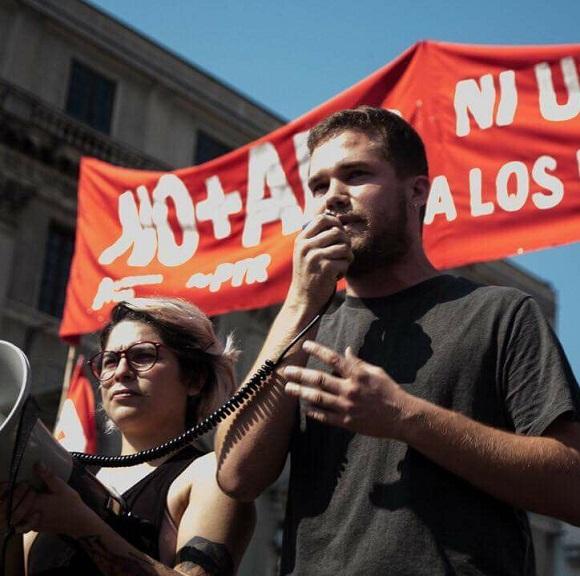 Miles de firmas en apoyo a Dauno Tótoro, por el derecho a la libertad de expresión