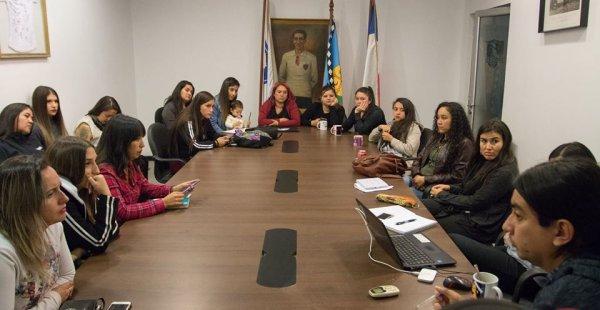 Colocolinas levantan Comisión de Genero dentro del CSyD Colo-Colo.