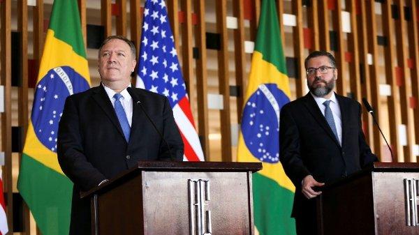 Posible visita de Trump a Brasil: Avanza la alianza imperialista entre ambos países