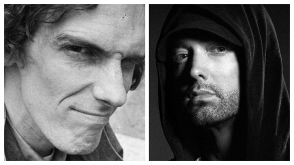 Sampleo rabioso: Eminem homenajeó a Spinetta