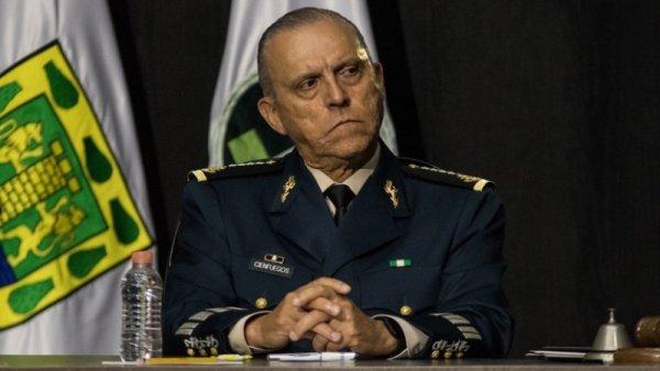 Exjefe del Ejército de México fue detenido en EE. UU. por vínculos con el narcotráfico