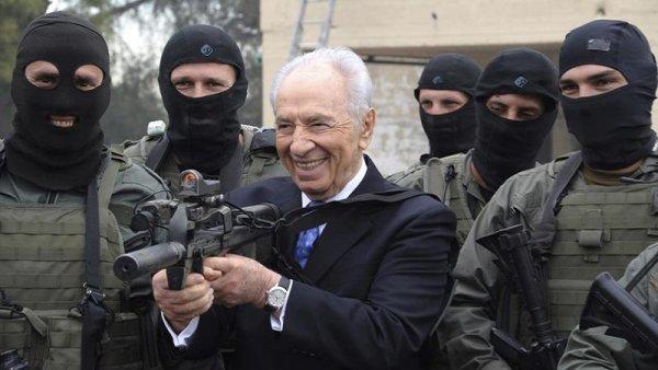 El mundo imperialista despide a su gran aliado sionista Shimon Peres