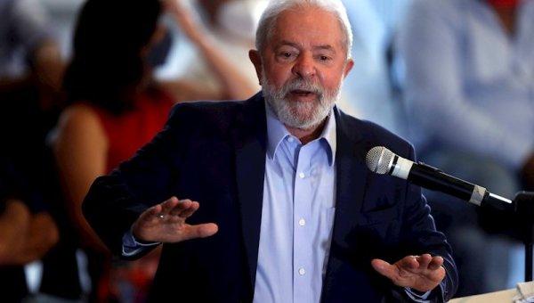 Con tono conciliador, volvió Lula