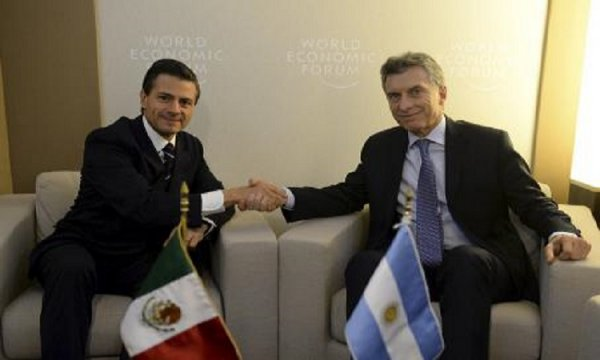 Peña Nieto viaja a Perú y Argentina para impulsar la Alianza del Pacífico