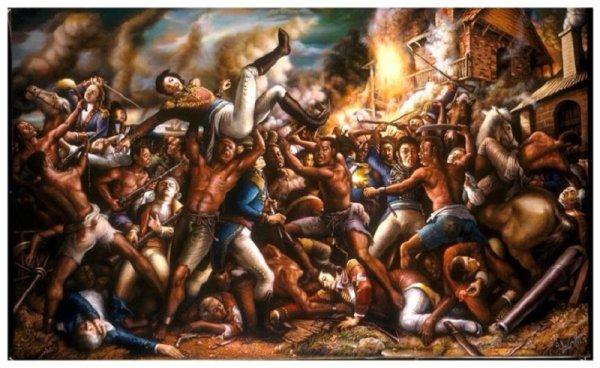 Haití: esclavitud y capitalismo, la historia de una lucha permanente