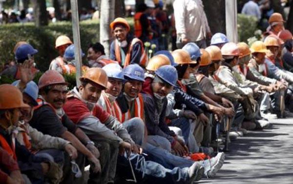 """Chile, un país de sueldos miserables en """"tiempos mejores"""""""