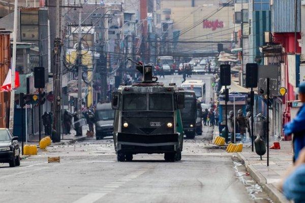 Gobierno decreta estado de excepción para Antofagasta