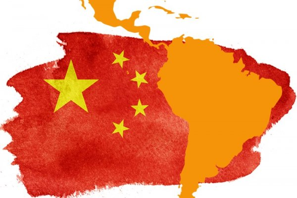 La creciente influencia China en América Latina